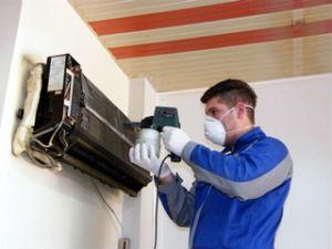 чистка и заправка кондиционеров