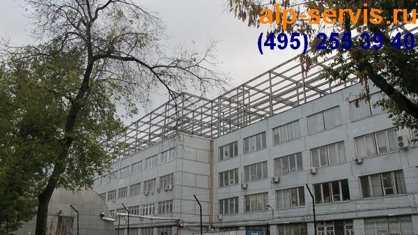 демонтаж металлических конструкций цена в Москве
