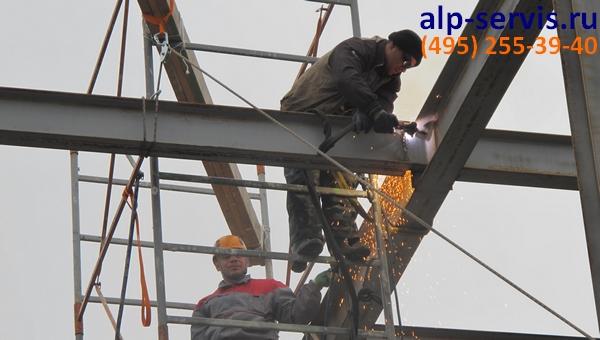 Демонтаж и монтаж стальных труб