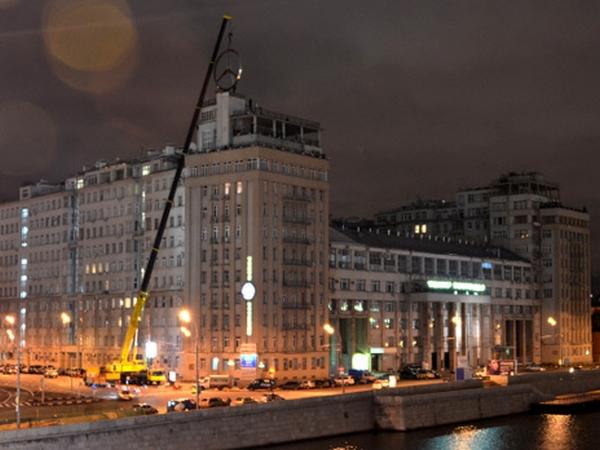 демонтаж рекламы в Москве