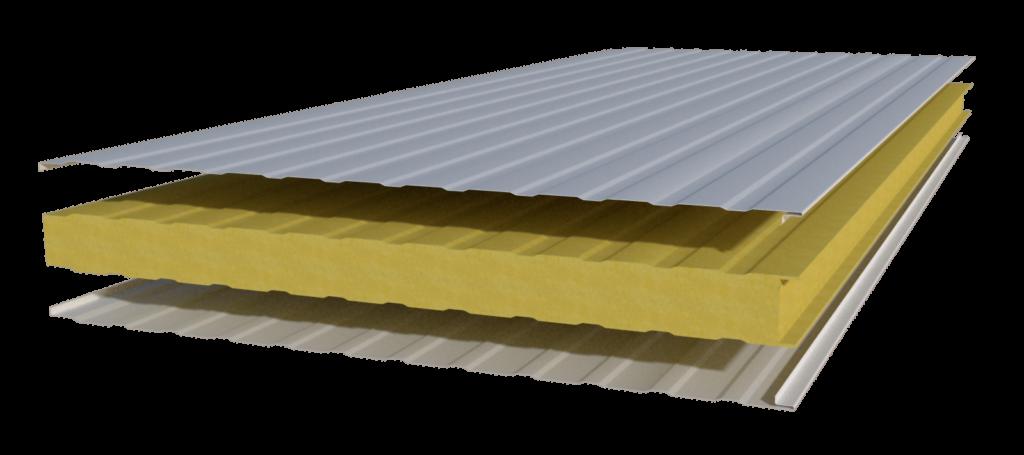 стеновая сэндвич панель